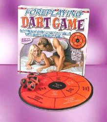 Foreplay Dart Game