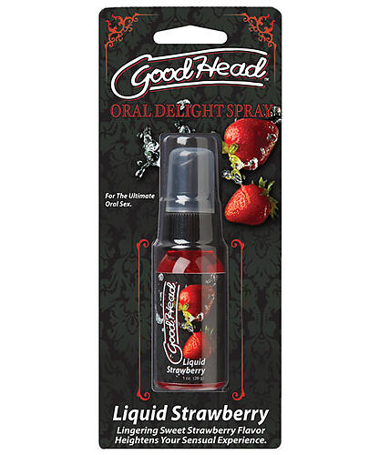 Good Head Spray Strawberry